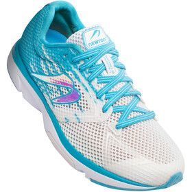 Newton Distance 10 Shoes Women white/skyblue